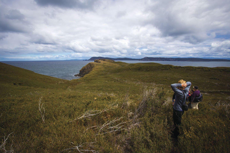 Wilsons Promontory uit het boek Australië: een reis door het zuiden van Lisanna Weston namens Dutchies Travel